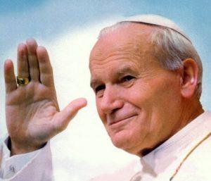 Jean-Paul II (Karol Wojtyła) a 100 ans ce 18 mai 2020