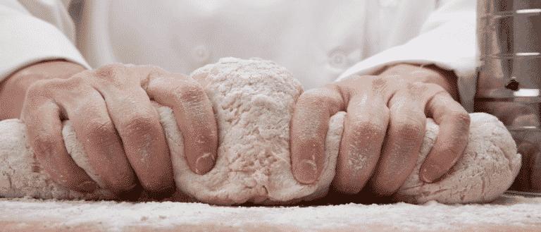 Le levain dans la pâte