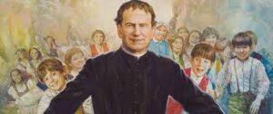 St-Jean Bosco et les jeunes